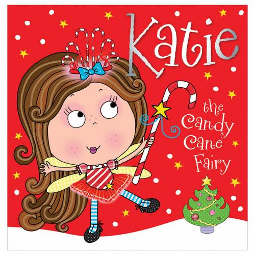 First Spread of Katie the Candy Cane Fairy (9781782355892)