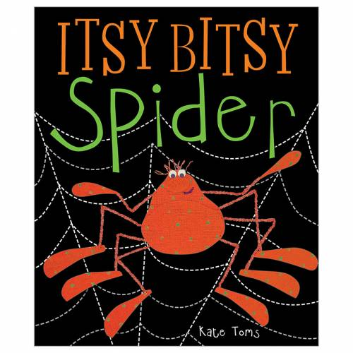 First Spread of Itsy Bitsy Spider (9781782354864)