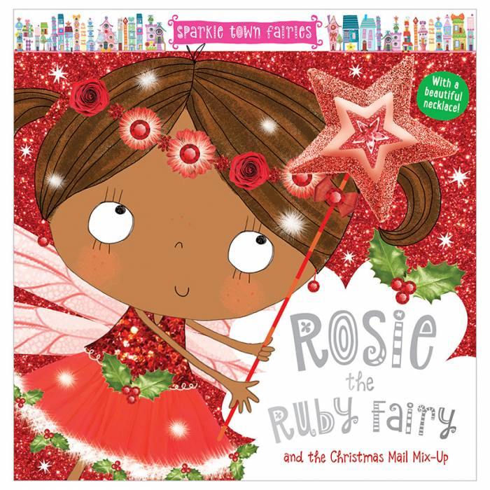 First Spread of Rosie the Ruby Fairy (9781785984396)