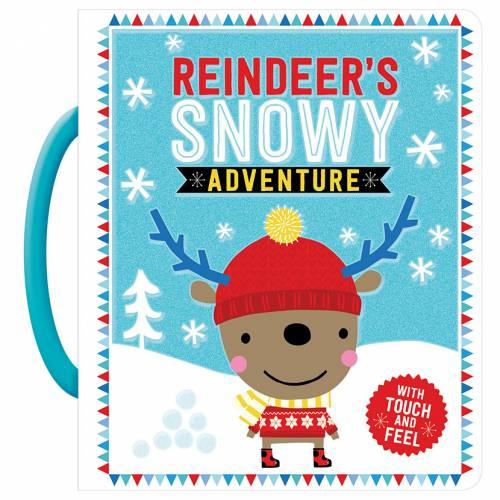 First Spread of Reindeer's Snowy Adventure (9781785984372)