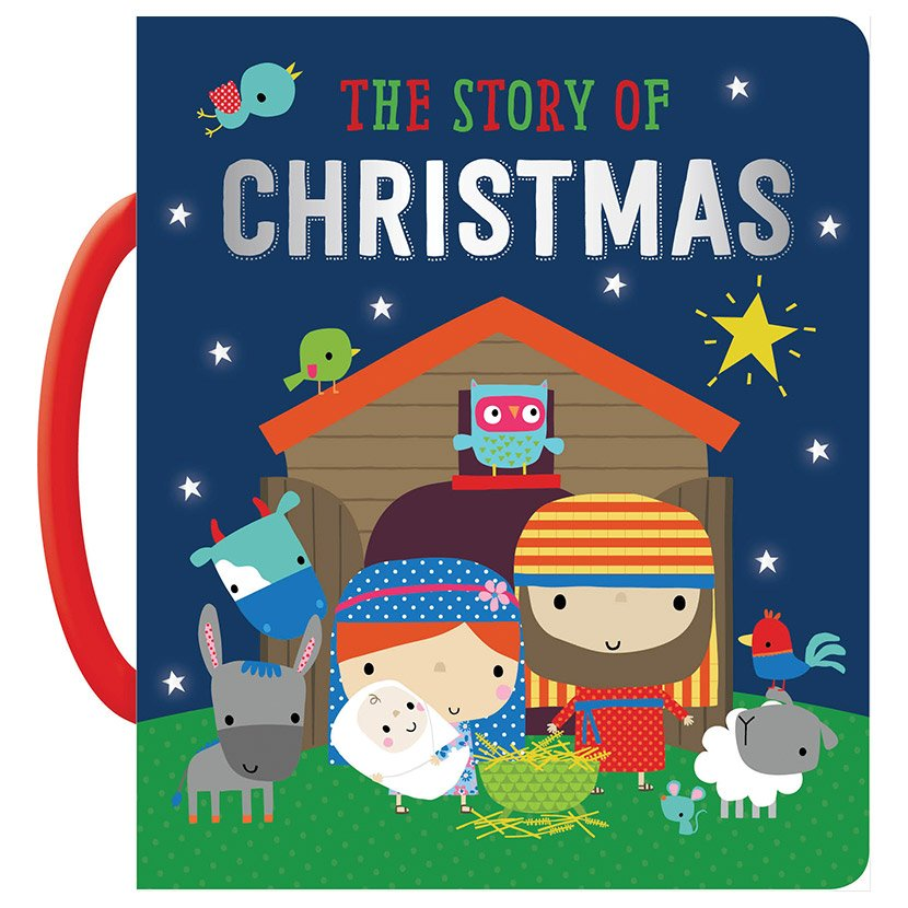 First Spread of The Story of Christmas (9781783938407)
