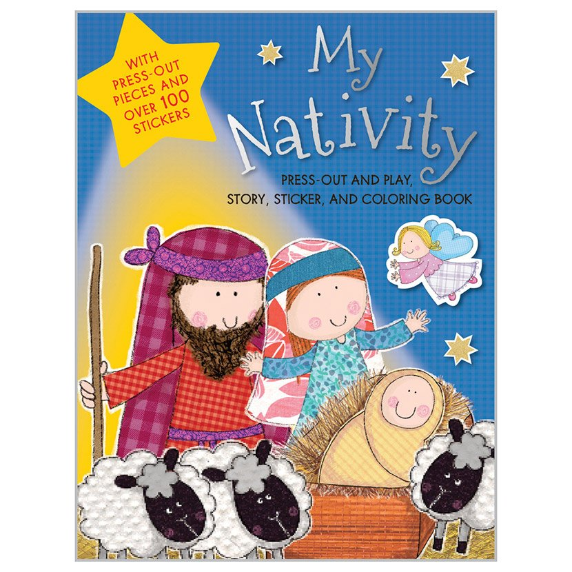 First Spread of My Nativity (9781783938483)
