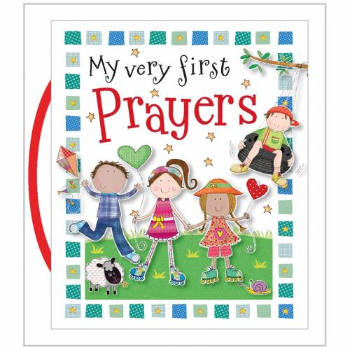 First Spread of My Very First Prayers (9781782355618)