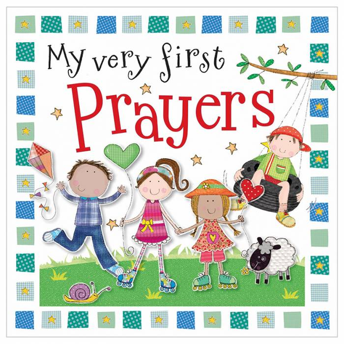 First Spread of My Very First Prayers (9781782355182)