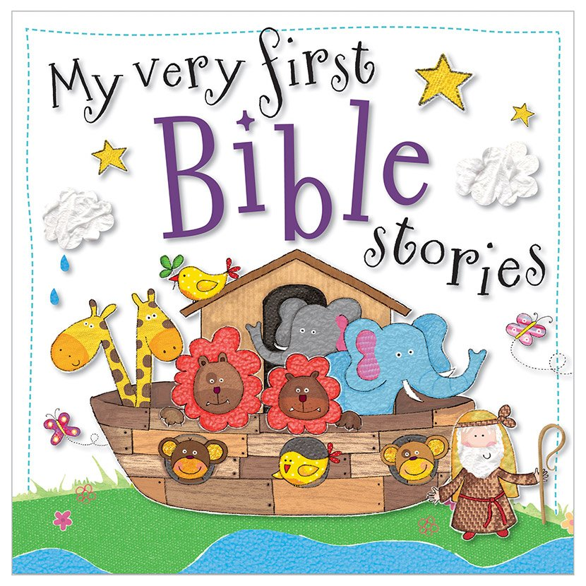 First Spread of My Very First Bible Stories (9781780653242)
