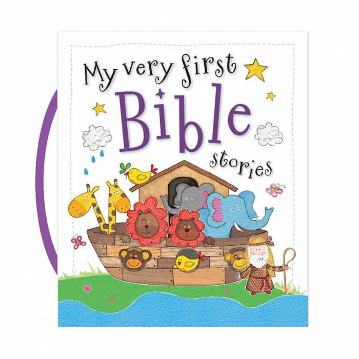First Spread of My Very First Bible Stories (9781782355625)