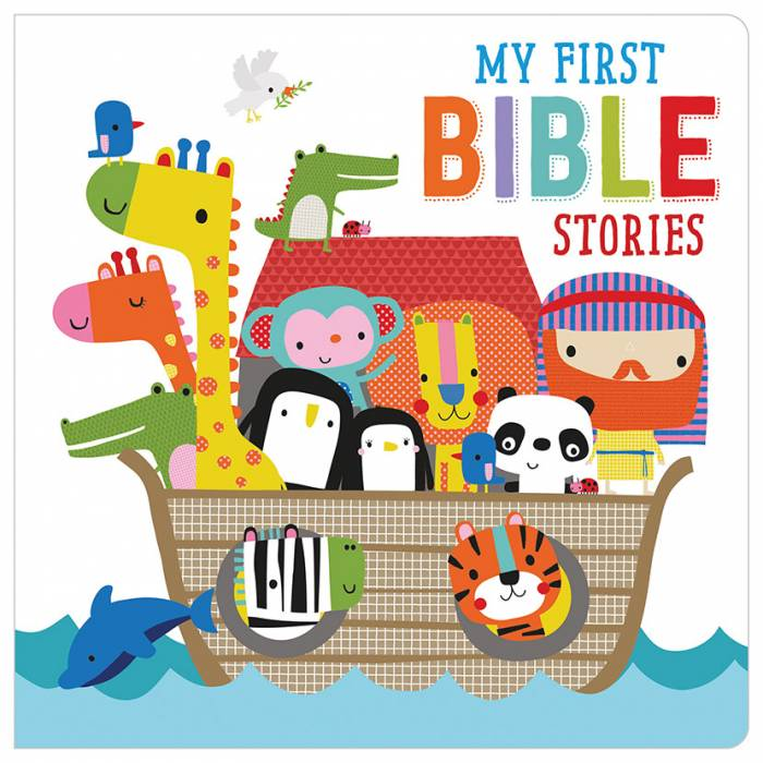 First Spread of My First Bible Stories (9781783939701)