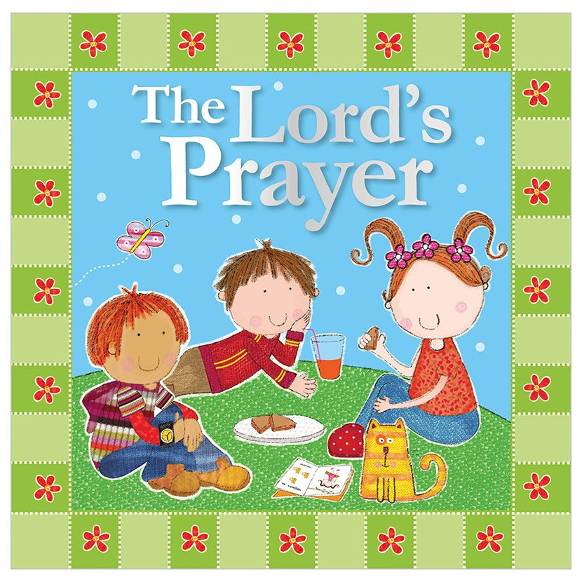 First Spread of The Lord's Prayer (9781783933075)