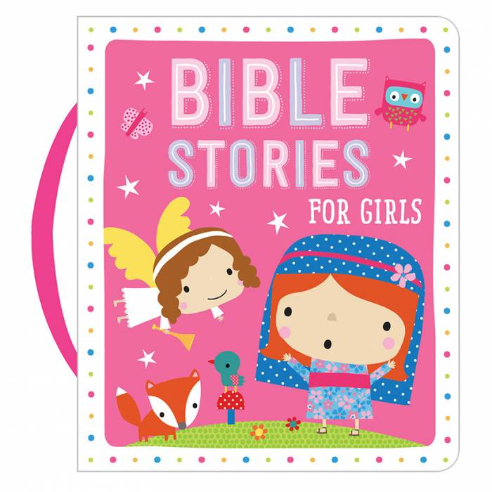 First Spread of Bible Stories for Girls (9781786924445)