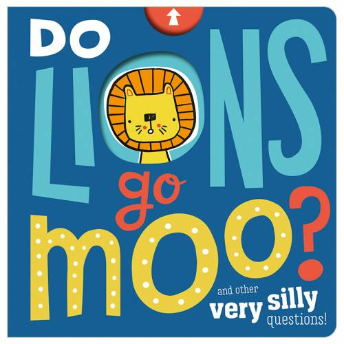First Spread of Do Lions Go Moo? (9781789473612)