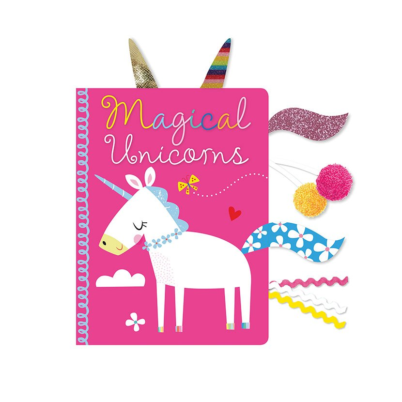 First Spread of Magical Unicorns (9781789473704)