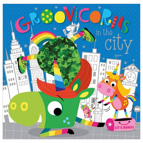 First Spread of Groovicorns in the City (9781789473858)
