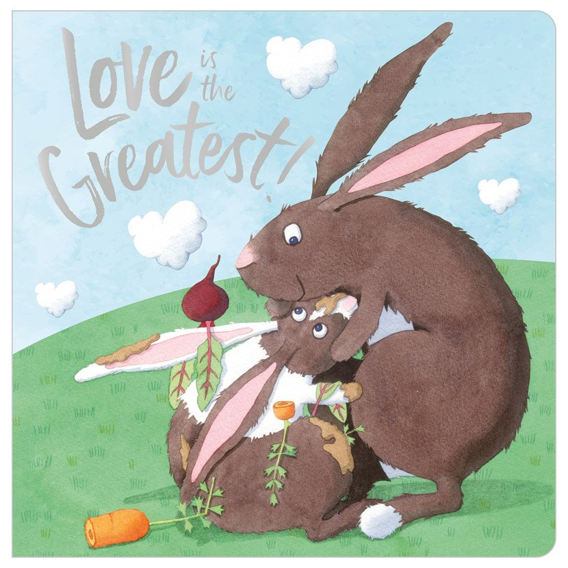 First Spread of Love is the Greatest! (9781789473773)