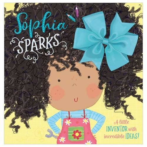 First Spread of Sophia Sparks (9781788436656)