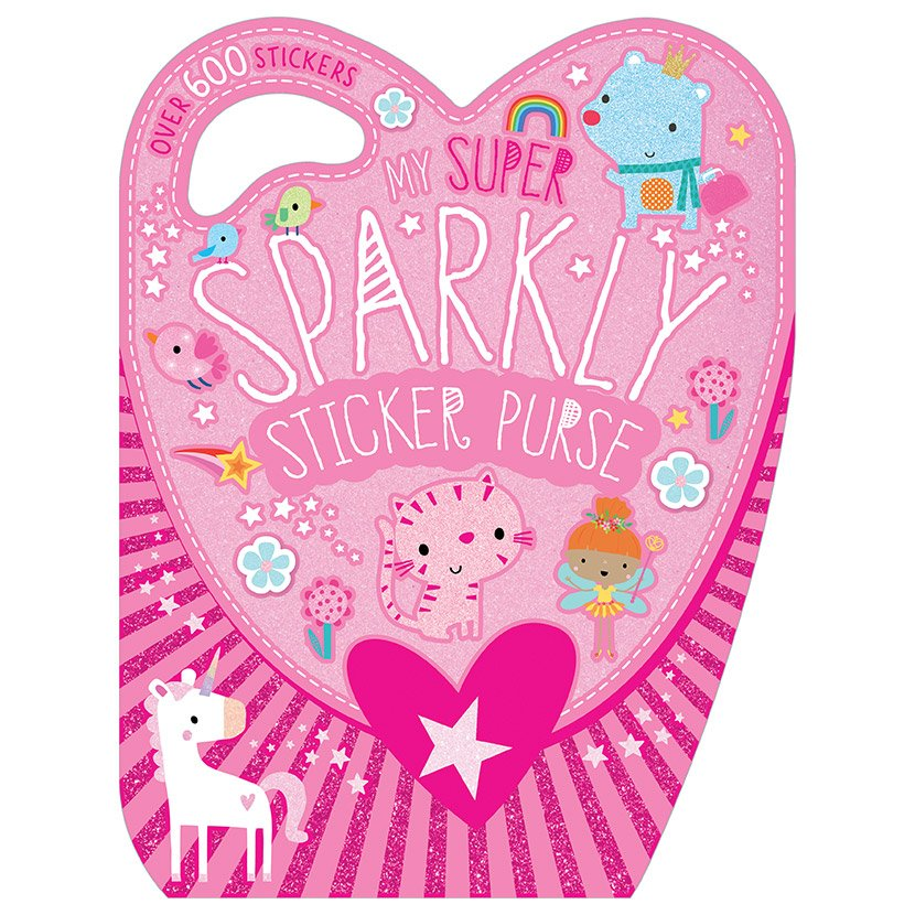 First Spread of Sticker Purse (9781785981470)