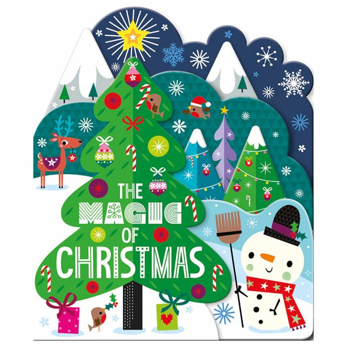 First Spread of The Magic of Christmas (9781789477191)