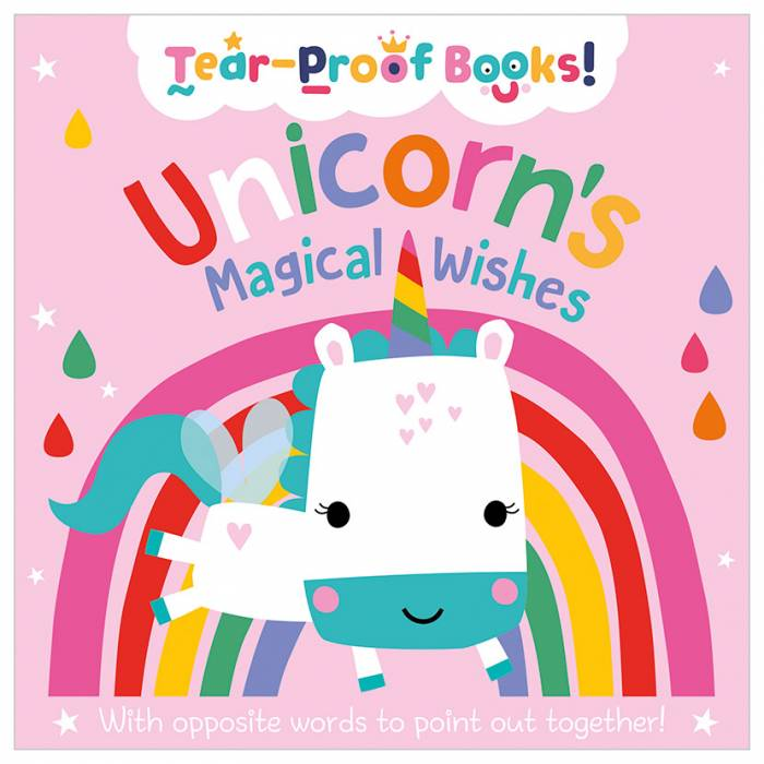 First Spread of Unicorn's Magical Wishes (9781789478440)