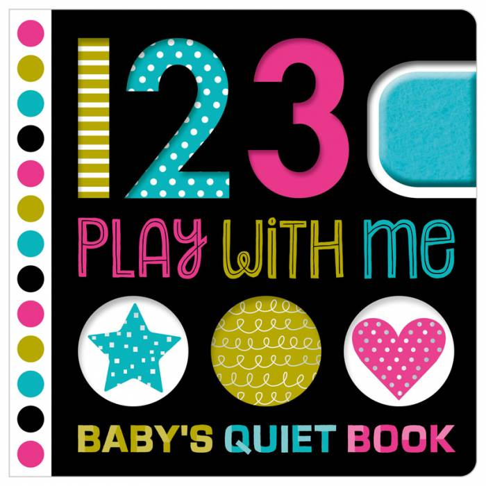 First Spread of 123 Play With Me (9781800583061)