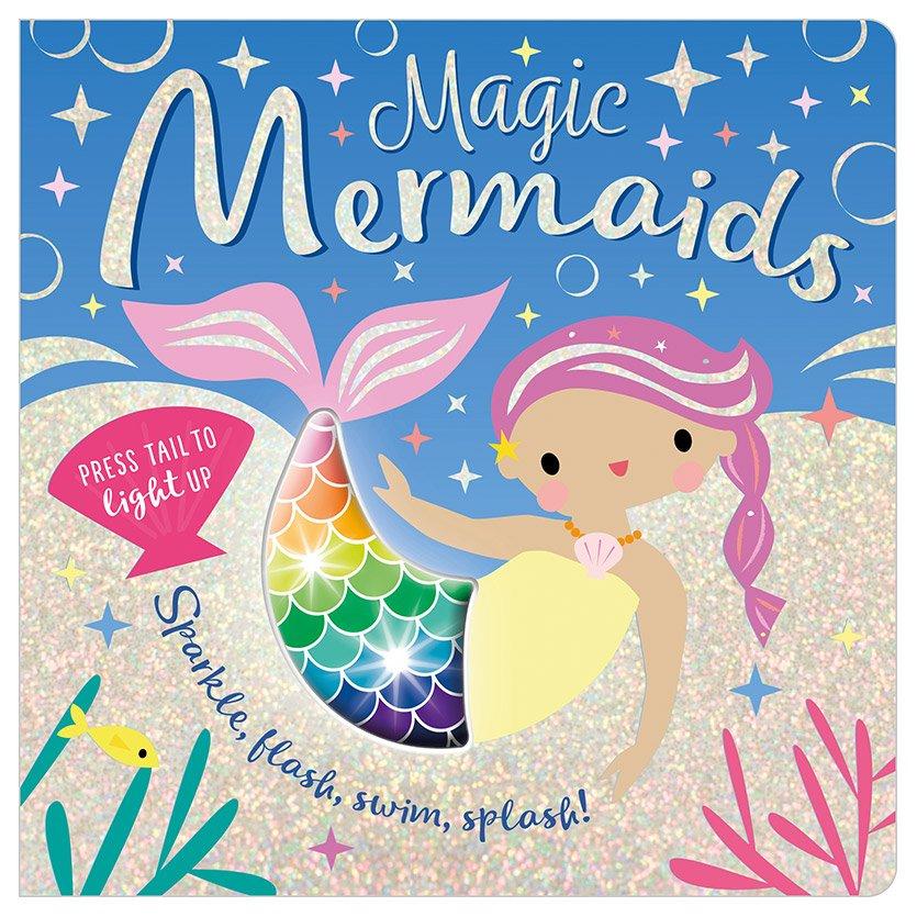 First Spread of Magic Mermaids (9781789477436)