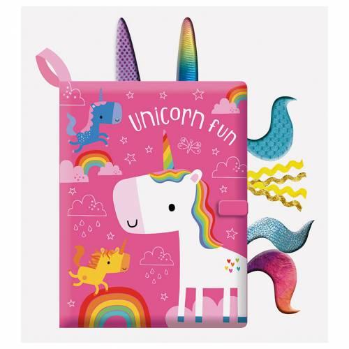 First Spread of Unicorn Fun (9781789477504)