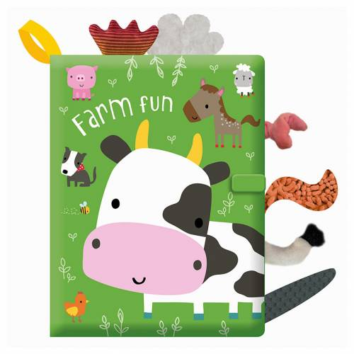 First Spread of Farm Fun (9781789477528)