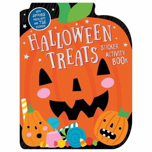 First Spread of Halloween Treats (9781789477023)