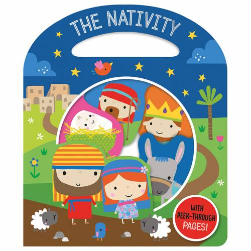 First Spread of The Nativity (9781789478785)