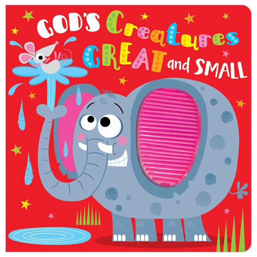 First Spread of God's Creatures Great and Small (9781800581258)
