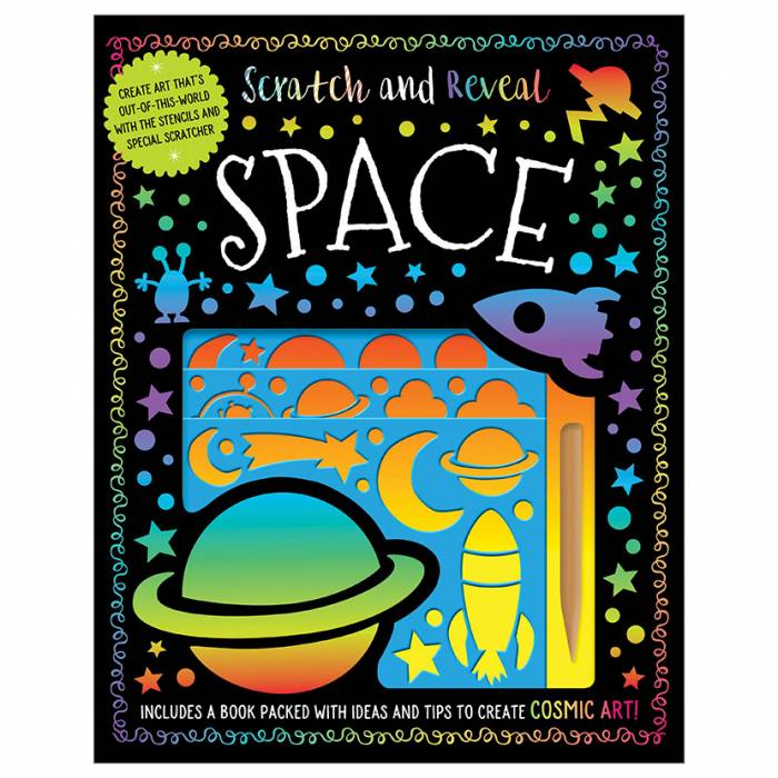 First Spread of Space (9781789471731)