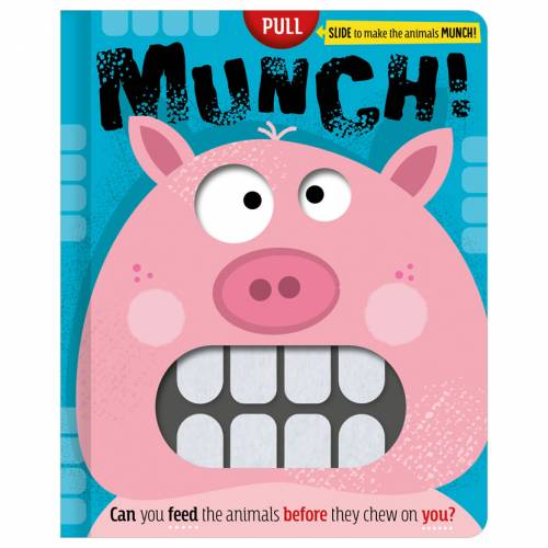 First Spread of MUNCH! (9781800583085)