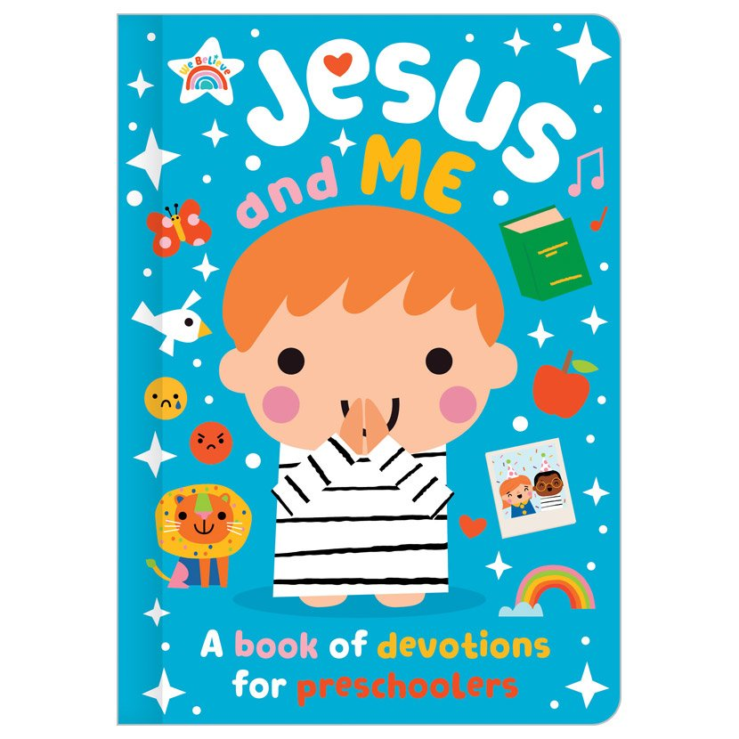 First Spread of Jesus and Me (9781789478433)