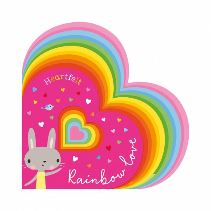 First Spread of Rainbow Love (9781789479812)