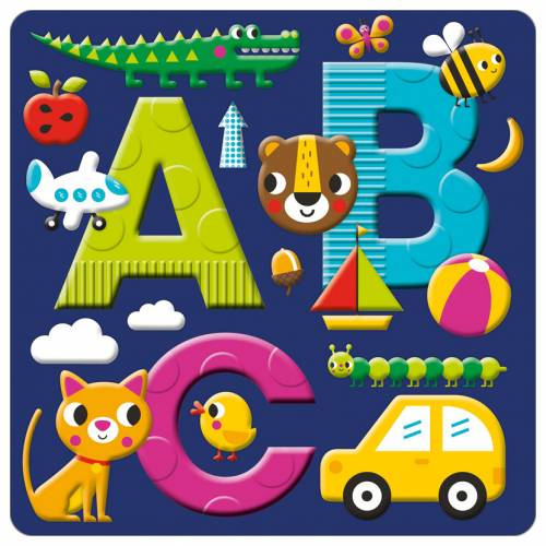 First Spread of ABC (9781800583184)