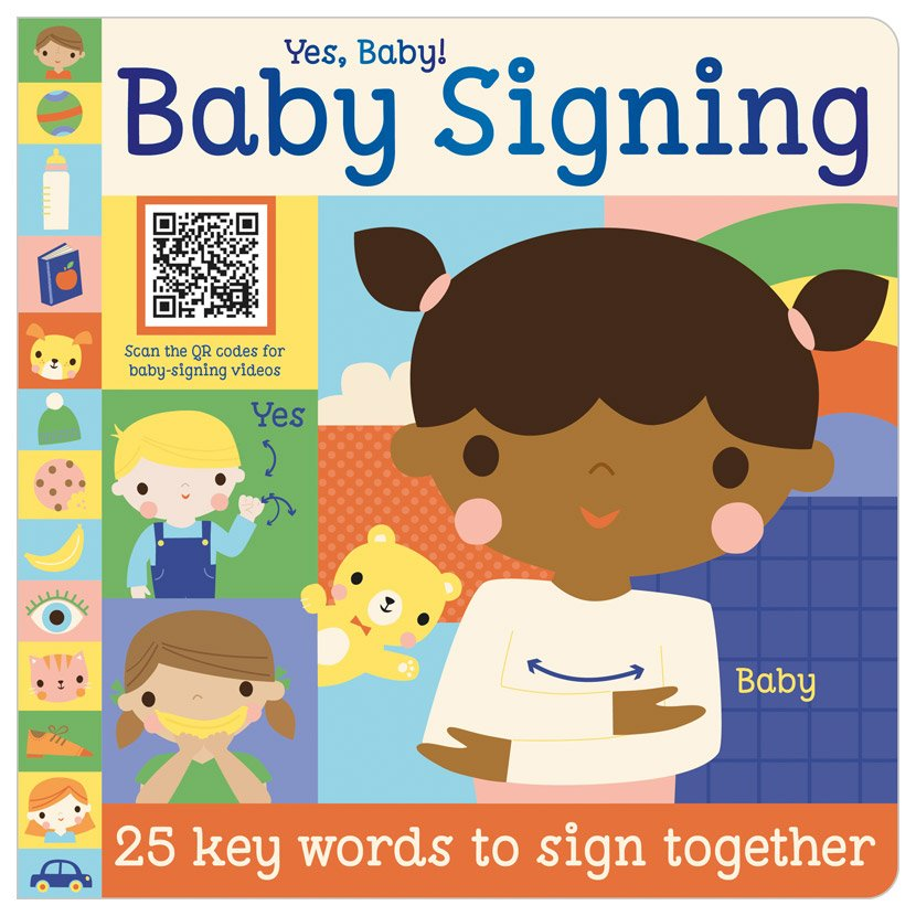Baby! Baby Signing (9781800582859)